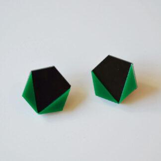 Amy preto e verde