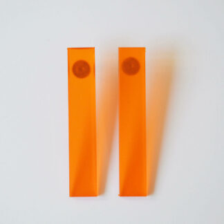 Debbie laranja fosco