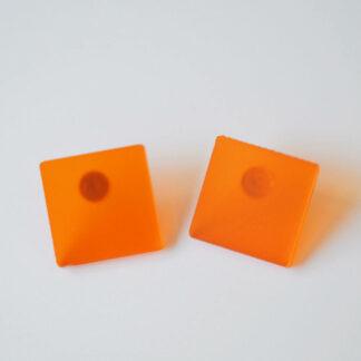 Nico laranja fosco