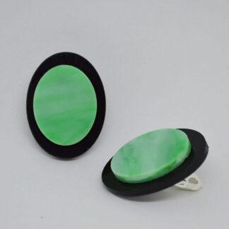 Diana preto e verde mármore