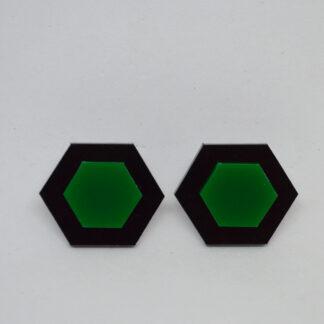 Amalia preto verde
