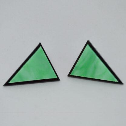 Audrey preto e verde mármore 2