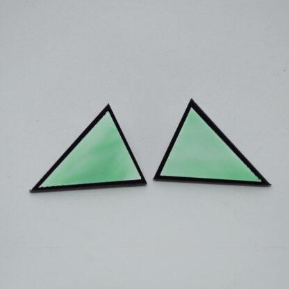 Audrey preto e verde mármore