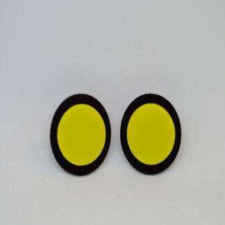 Diana preto e amarelo