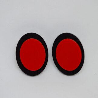 Diana preto e vermelho