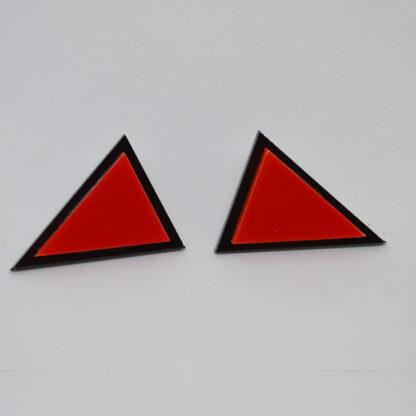 Audrey preto e vermelho