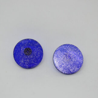 Ava azul transparente com brilho