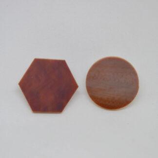 Par trocado amália e ava mármore