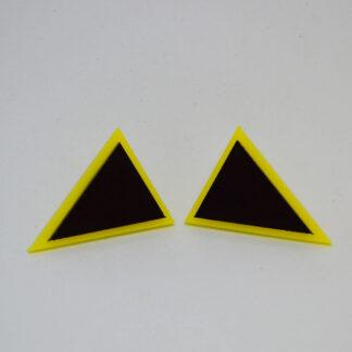 Audrey amarelo e preto