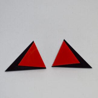 Audrey preto e vermelho diferente