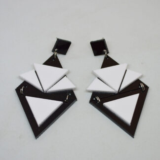 Zsa Zsa preto e branco