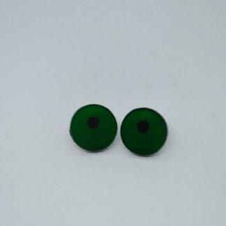 Mini Ava verde transparente